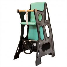 Hokus Pokus Swedish High Chair 3 in 1 Rocking Chair Table Highchair