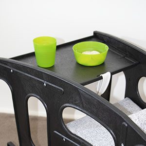 Highchair table