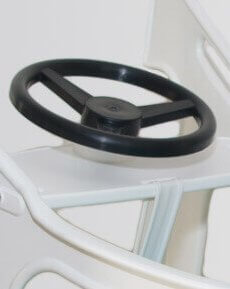 Hokus Pokus High Chair - Steering Wheel